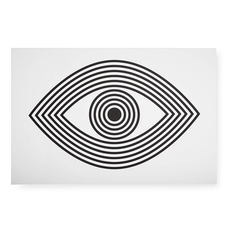 Jonathan Adler Wink Eye Canvas - $118