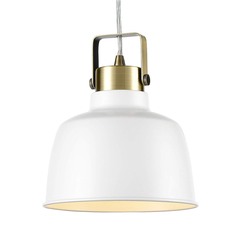 Mercer Matte White Mini Pendant - $42.43