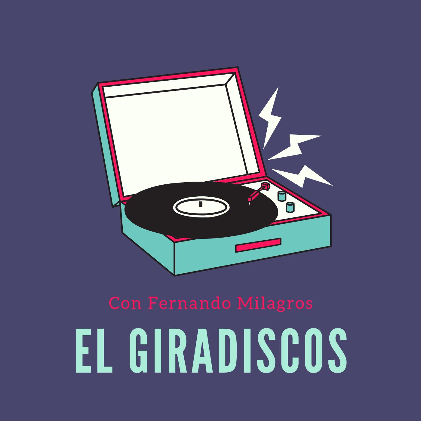#ElGiradiscos - Revisión de grandes canciones y discos en formato vinilo. Directo desde la tornamesa a tus oídos.