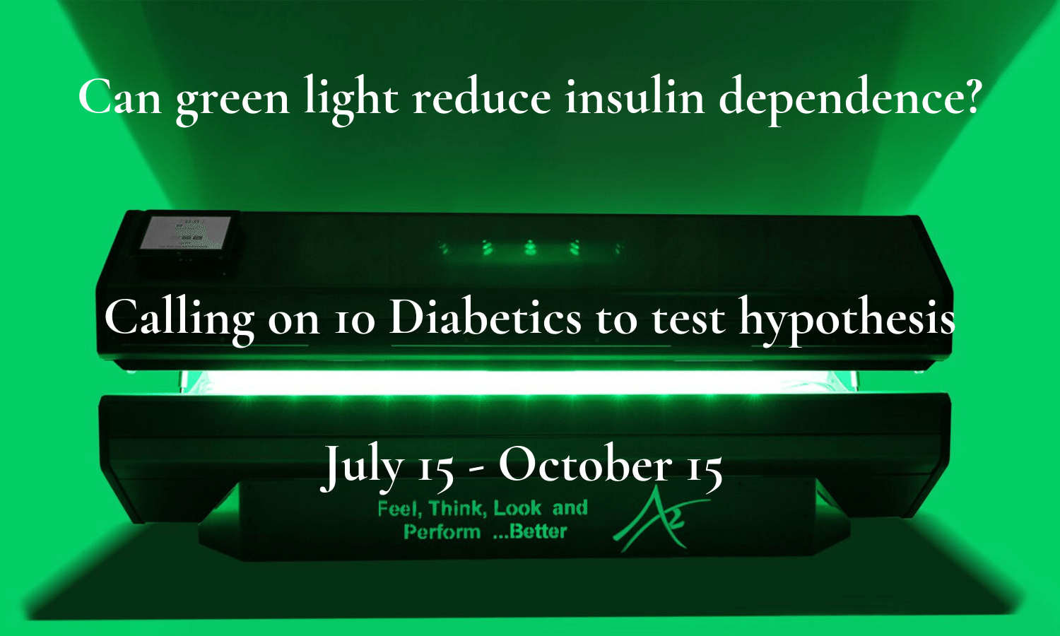 Can green light reduce insulin dependence_ Calling on 10 Diabetics to test hypothesis.png