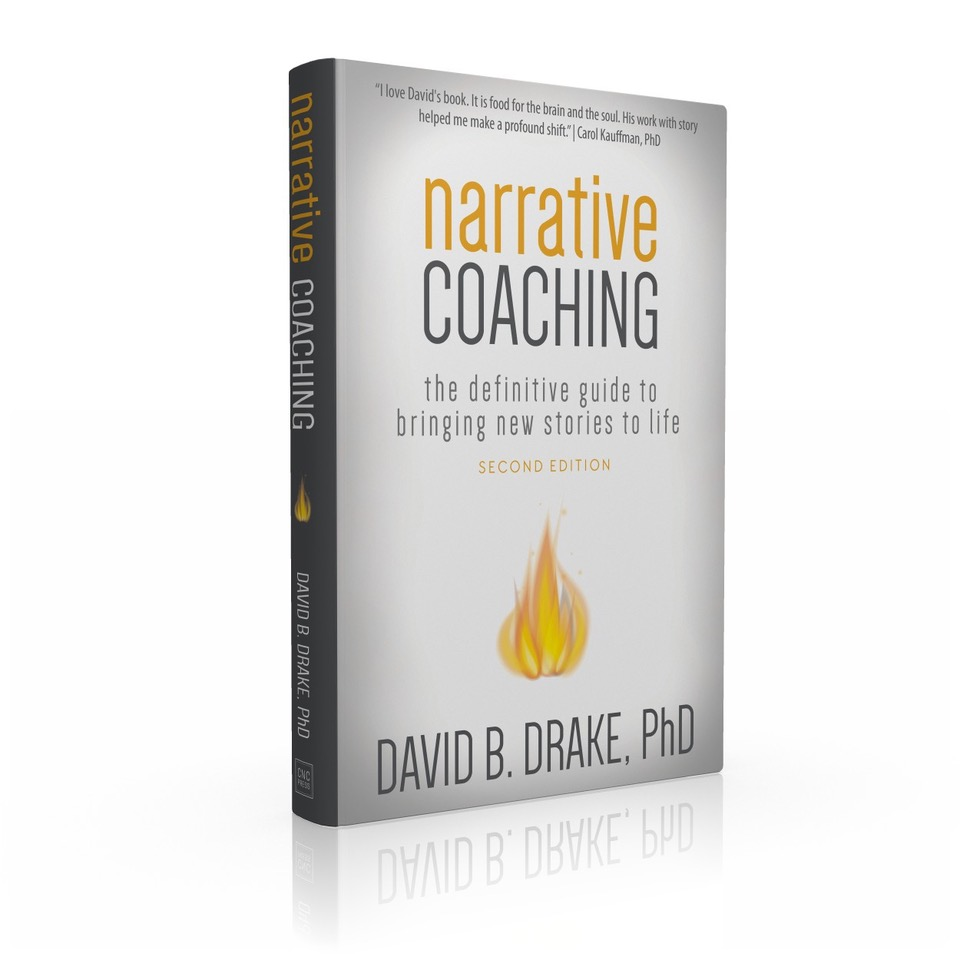 "Narrative Coaching, 2nd Edition - The book is the ultimate guide to working with people's stories in transformative ways. It is timely in an era when we are grappling to create new narratives that enable us to more fully cope, connect, create and contribute.The second edition has been revised from start to finish to include all of my latest work and offer more examples and resources.""What an astonishing achievement and a potent contribution to the field of human development!"""