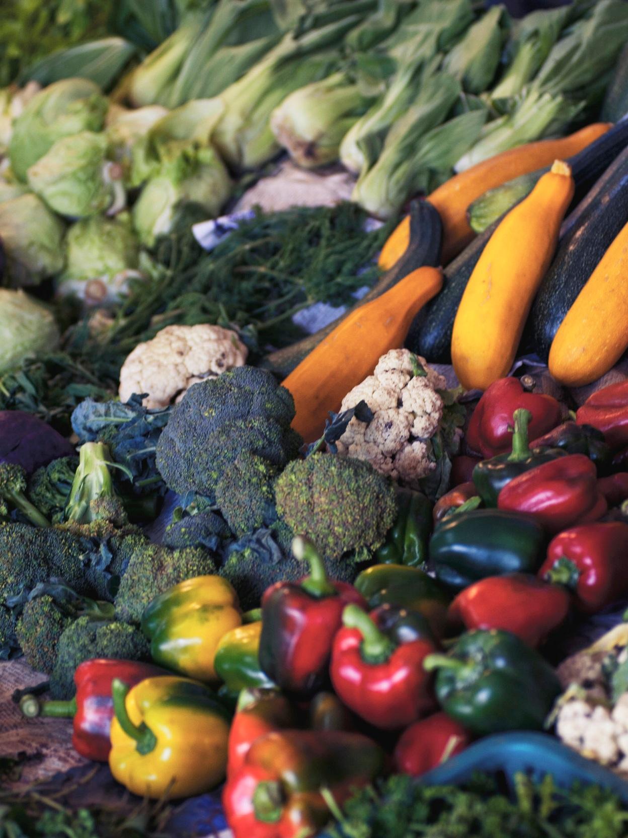 Fruit and Vegetable Sources -
