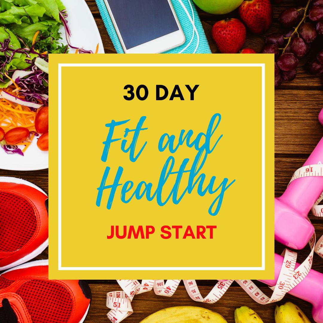 30 day jump start diet plan