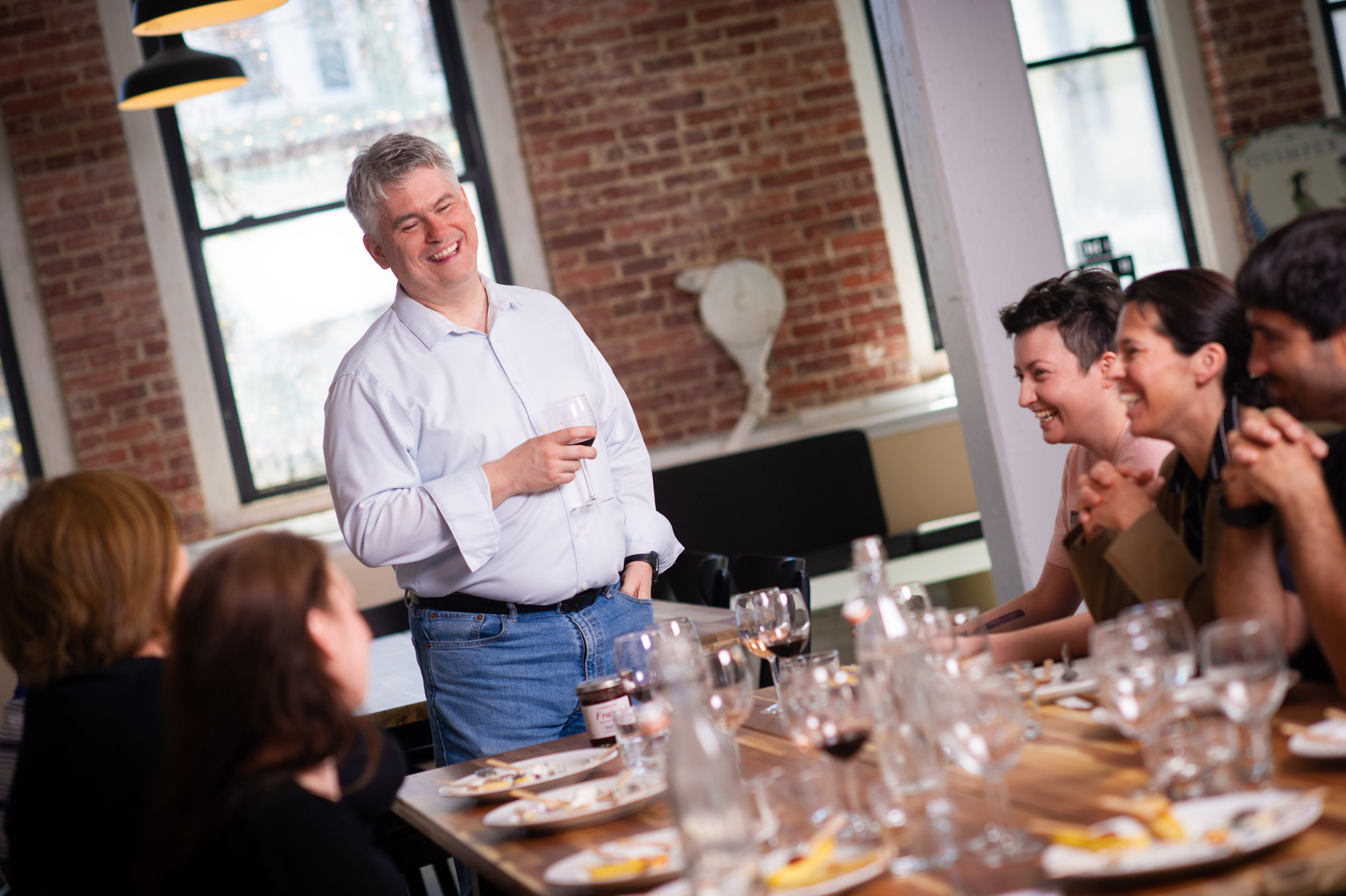 aCorporate Wine Tasting Events