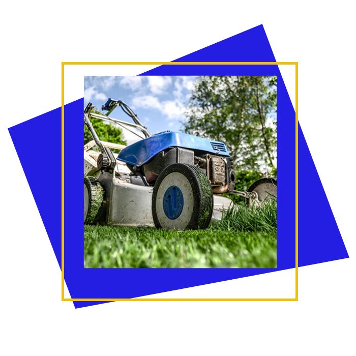 LANDSCAPE MAINTENANCE - We perform the necessary lawn maintenance to maintain the property's appearance, prevent further degradation to the grounds and relieve the property of any existing or potential violation of local ordinance.