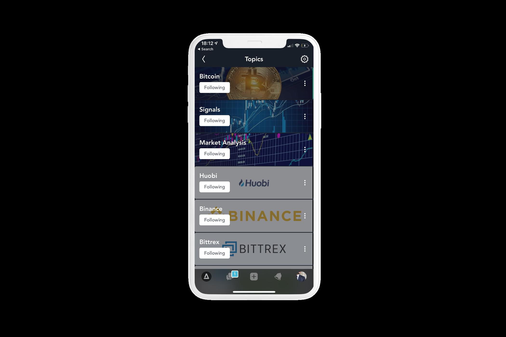 crypto trading signals app