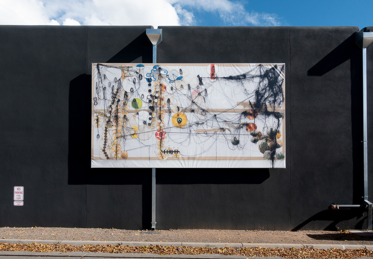 SITE Santa Fe, Billboard Project