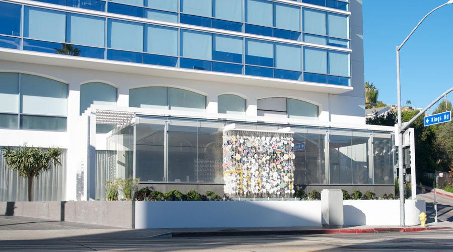 Departure 2009   Installation View