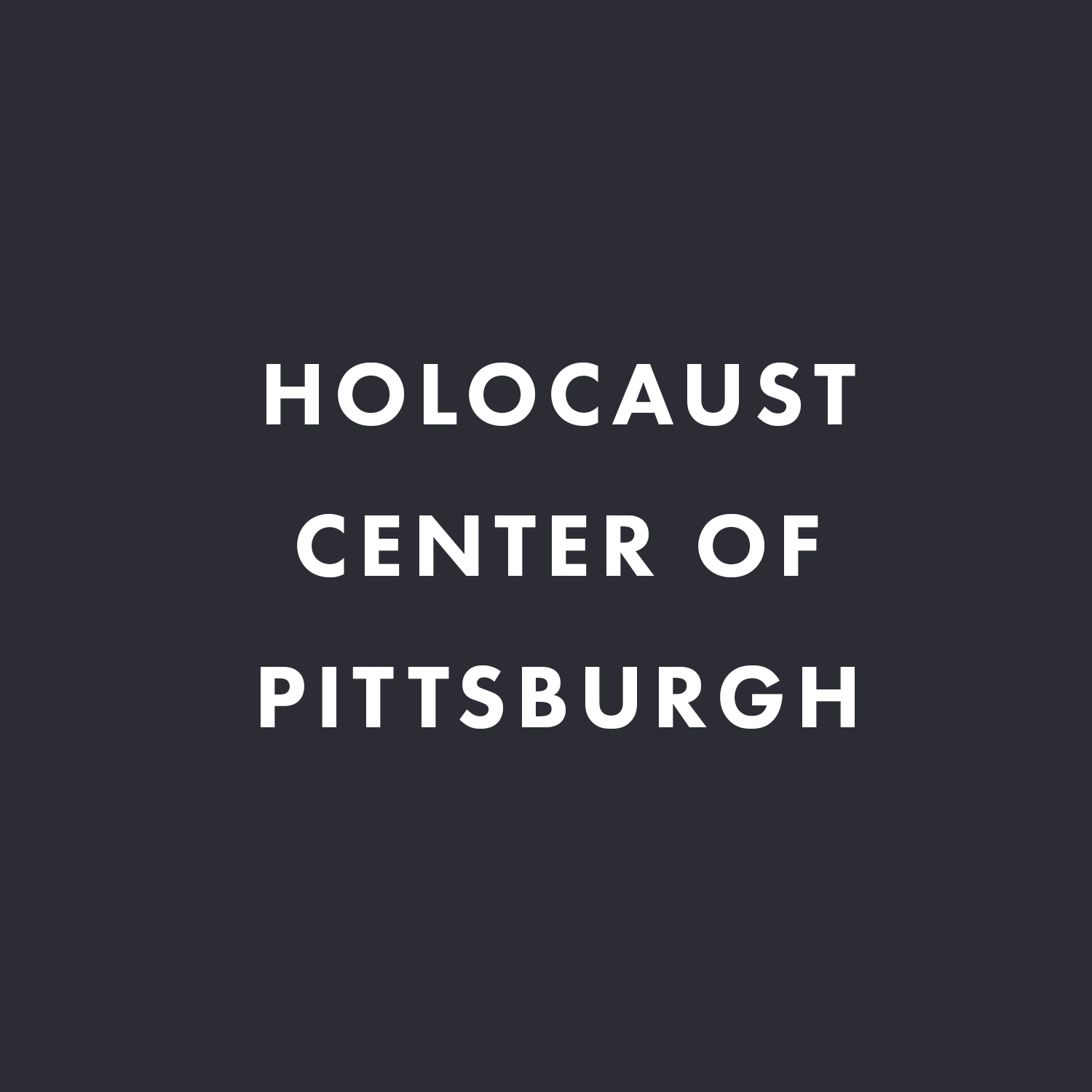 Holocaust Center of Pittsburgh