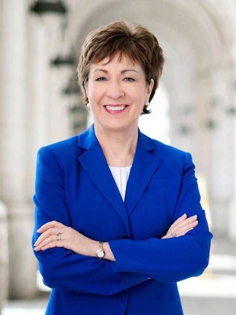 Sen. Susan Collins (R) - Phone: (202) 224-2523Website: https://www.collins.senate.gov/contact