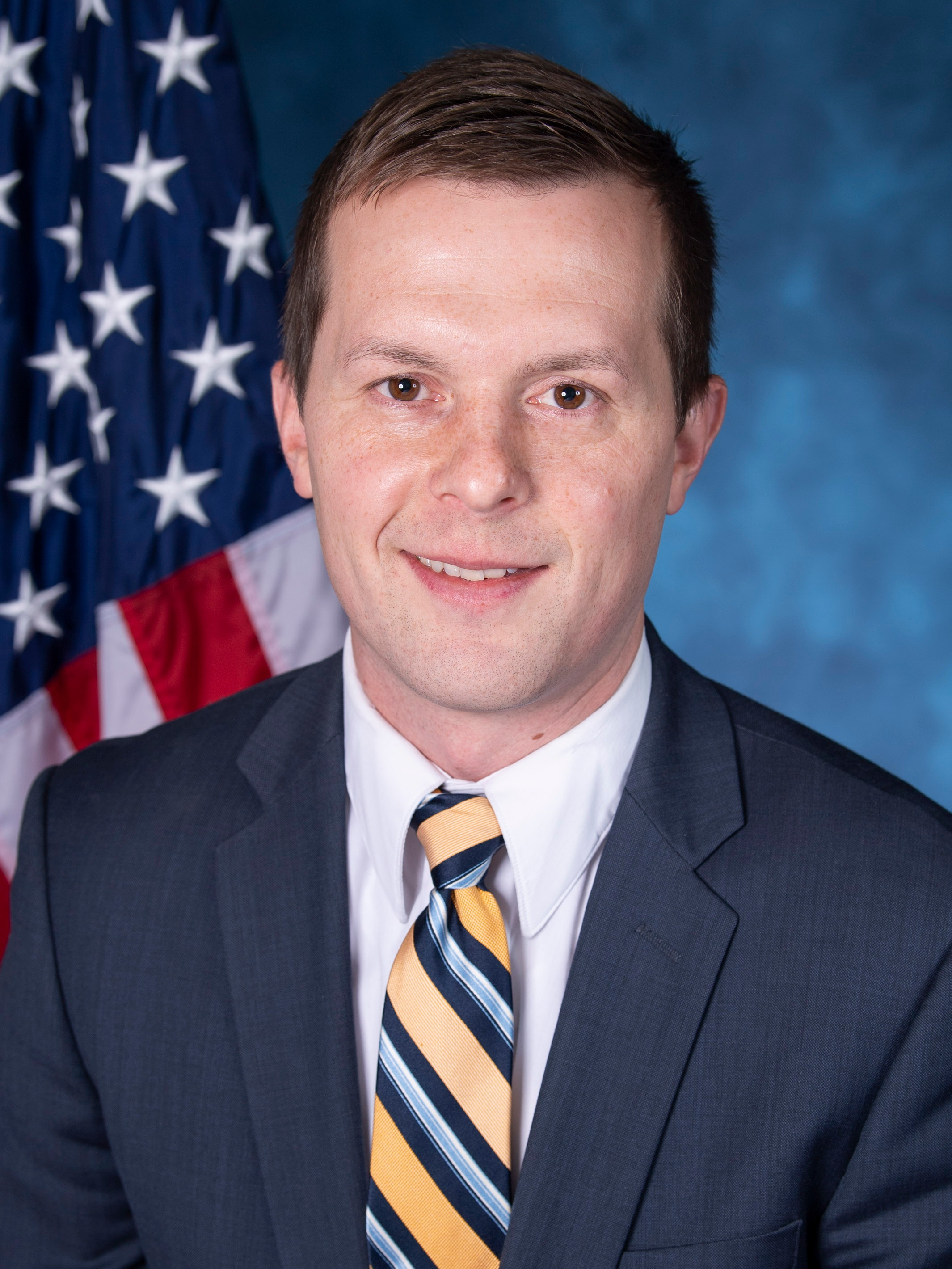 Rep. Jared Golden (D) - District 2Phone: (202) 225-6306Website: https://golden.house.gov/contact/email-me