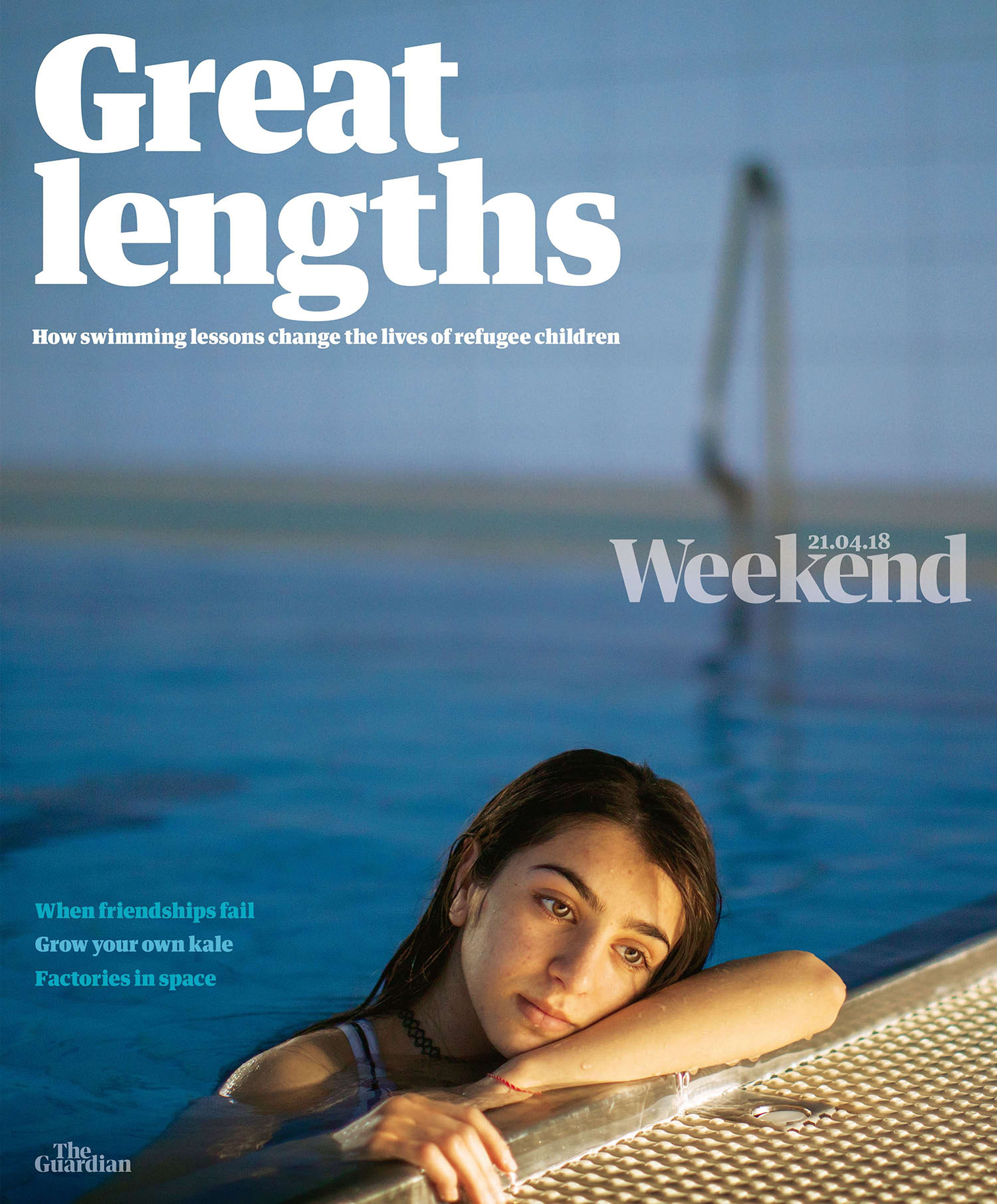 The Big Sea for The Guardian