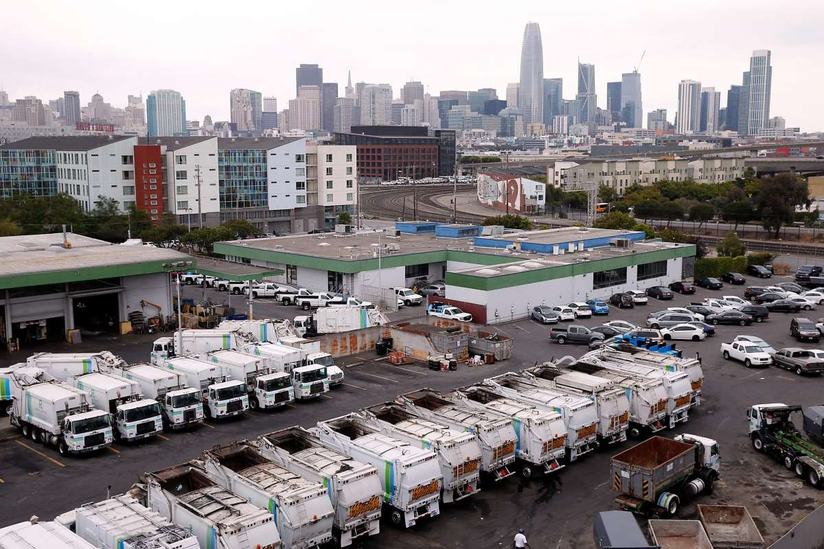 Recology Wants to Recycle an SF Lot for 1,000 Housing Units, Light Industry