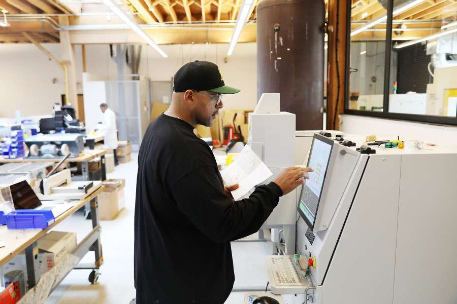 SF Invests in Training Workers for New Generation of Manufacturing