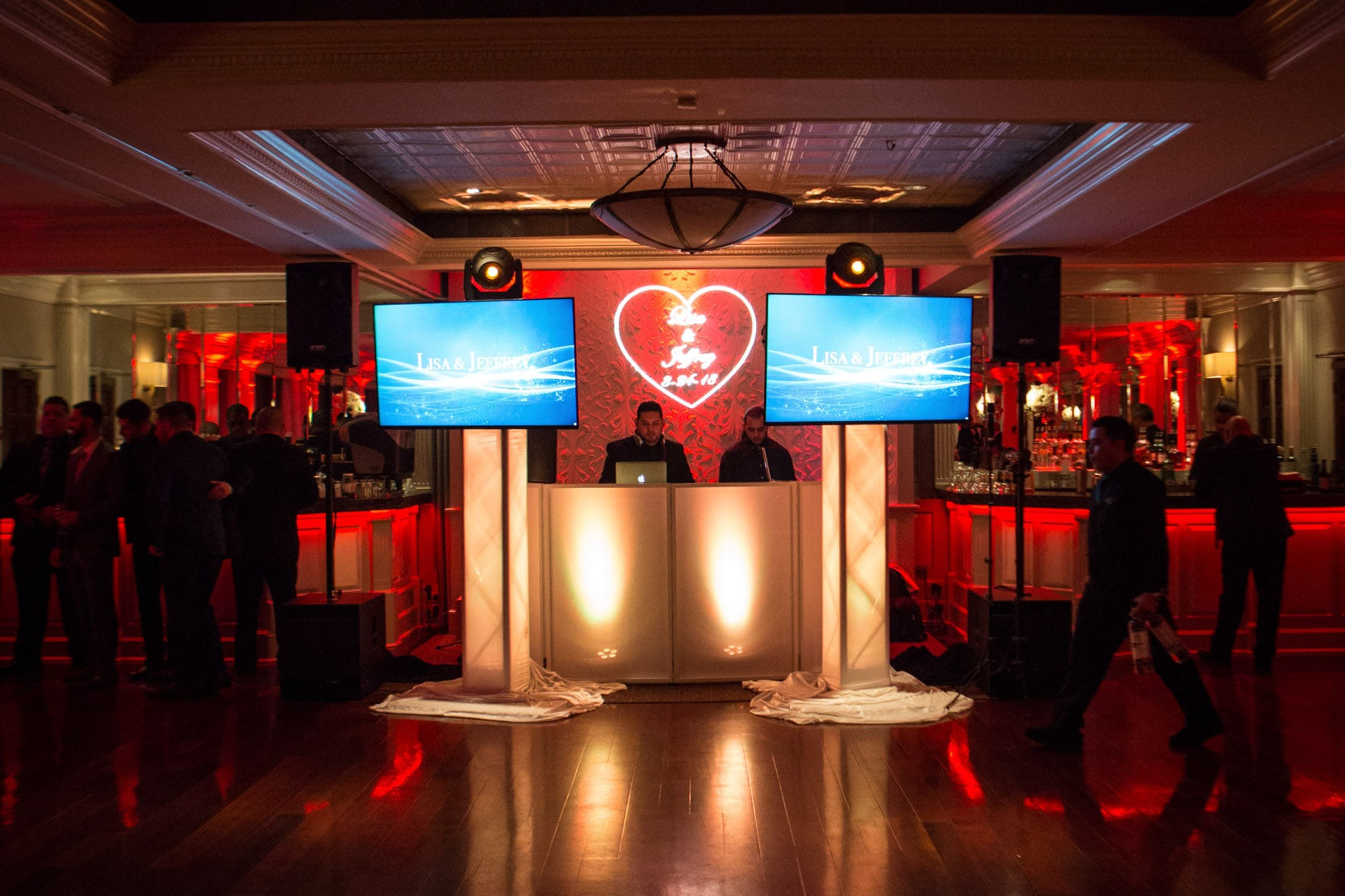 "SILVERFOX LIVE! AND MORE - Whether it's a percussionist, a sax player or jazz trio, Silverfox LIVE! can bring the best of live music to your event. Or, if you want to enhance things visually, LED uplighting, indoor sparklers, dancing ""on a cloud"" and many other visual enhancements are part of our arsenal."
