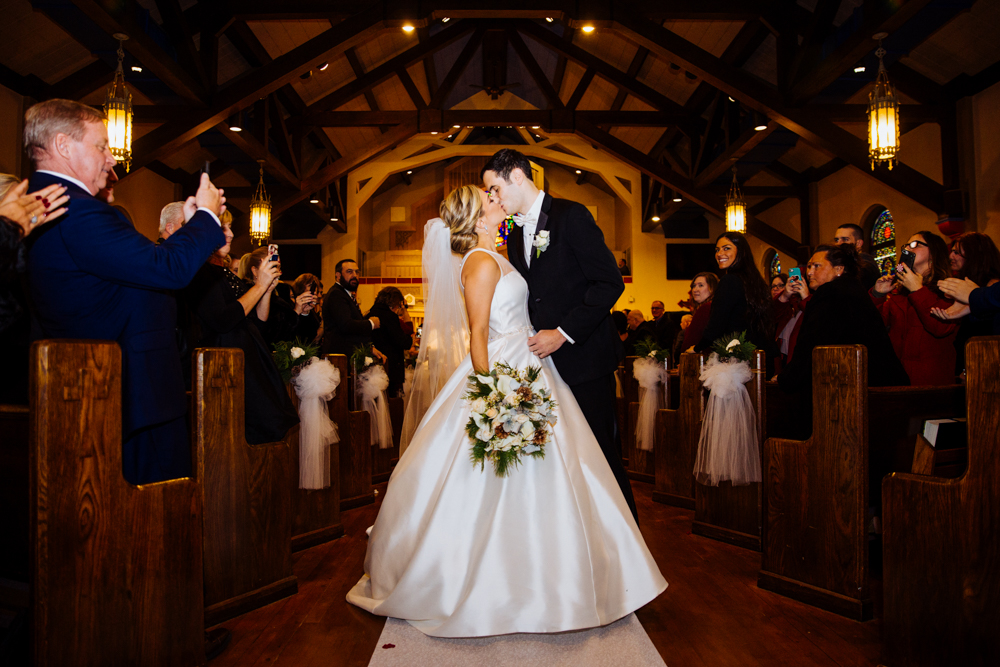 How did you meet? - Joe and I met in sophomore year at St. Francis Prep. We started dating and have been together since! We celebrated our 10 year anniversary two months before our wedding.