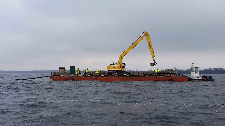 barge, tug, charter, New York, Seaway Marine Group