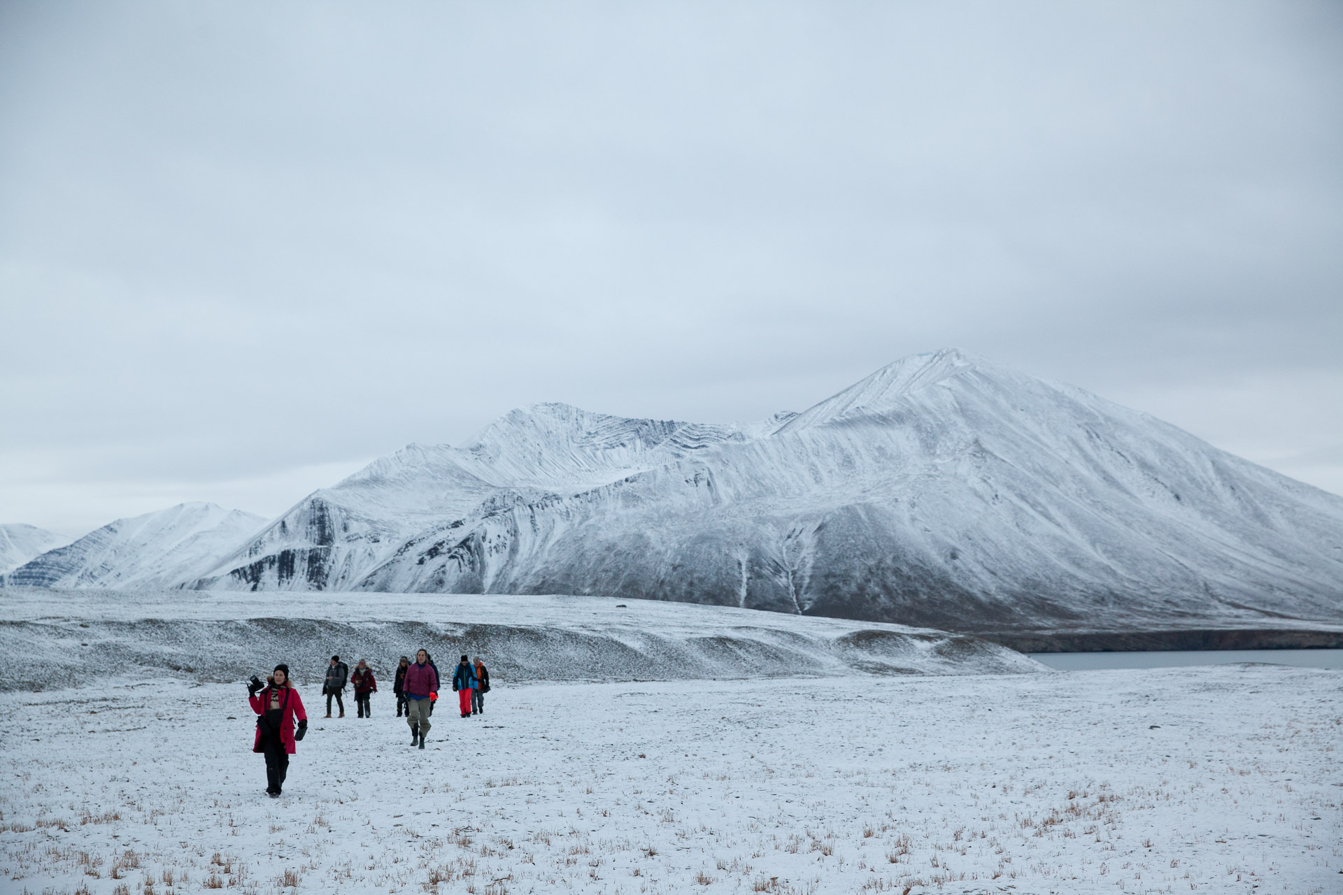 The Arctic Circle Residency in Svalbard