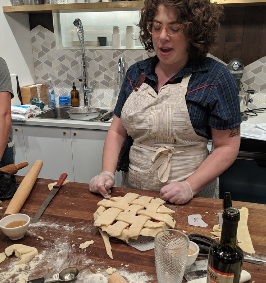 Pie Making Class with Special Guest Allison Kave