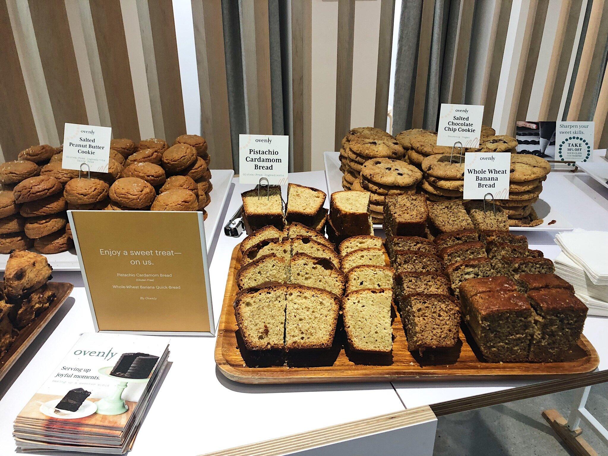 Quick Breads & Cookies