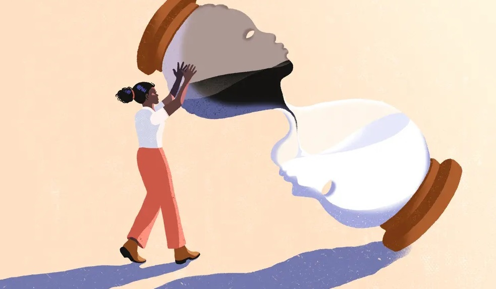 Illustration: Mikyung Lee for Guardian US