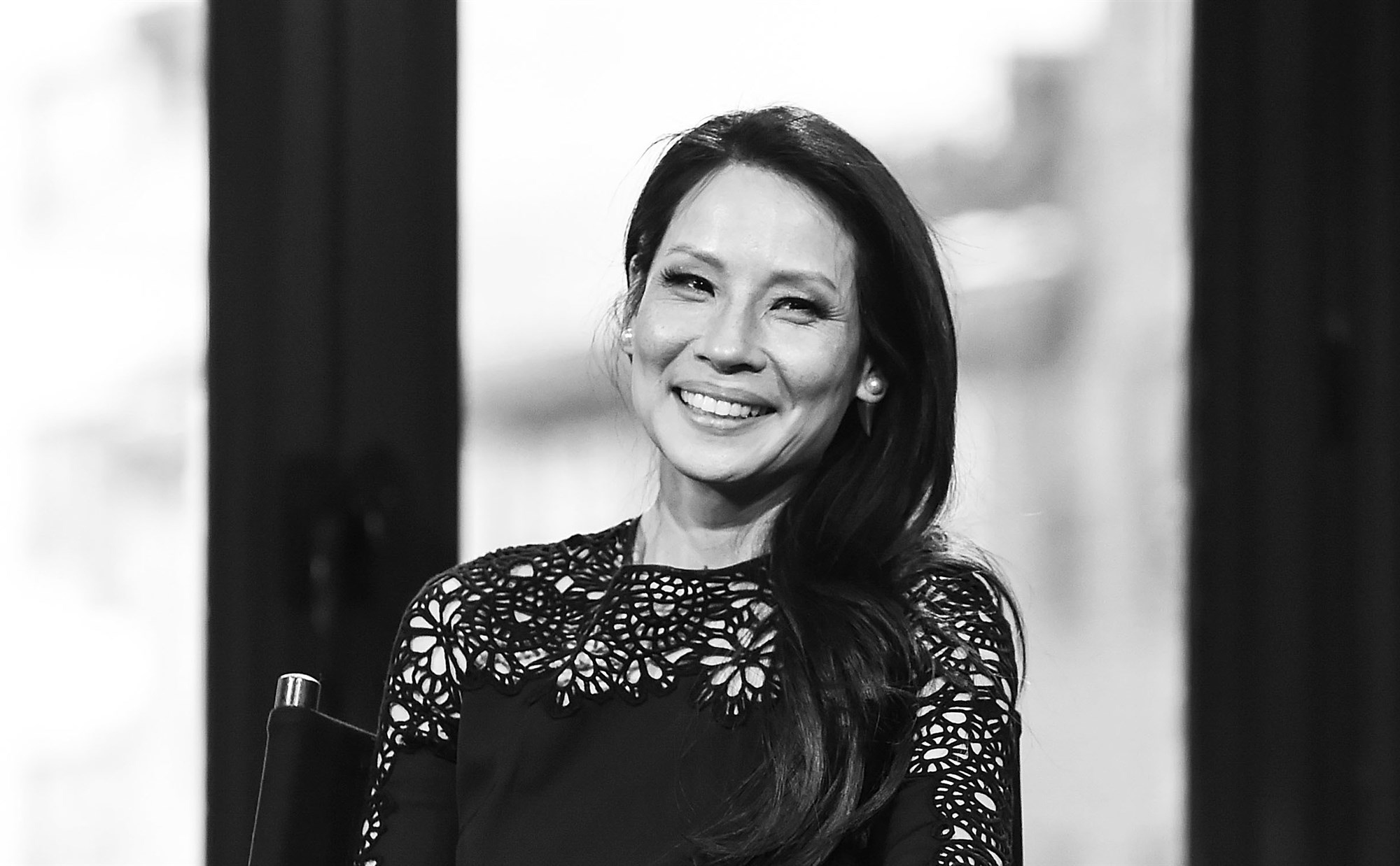 Lucy Liu, in 2016.Daniel Zuchnik / WireImage file
