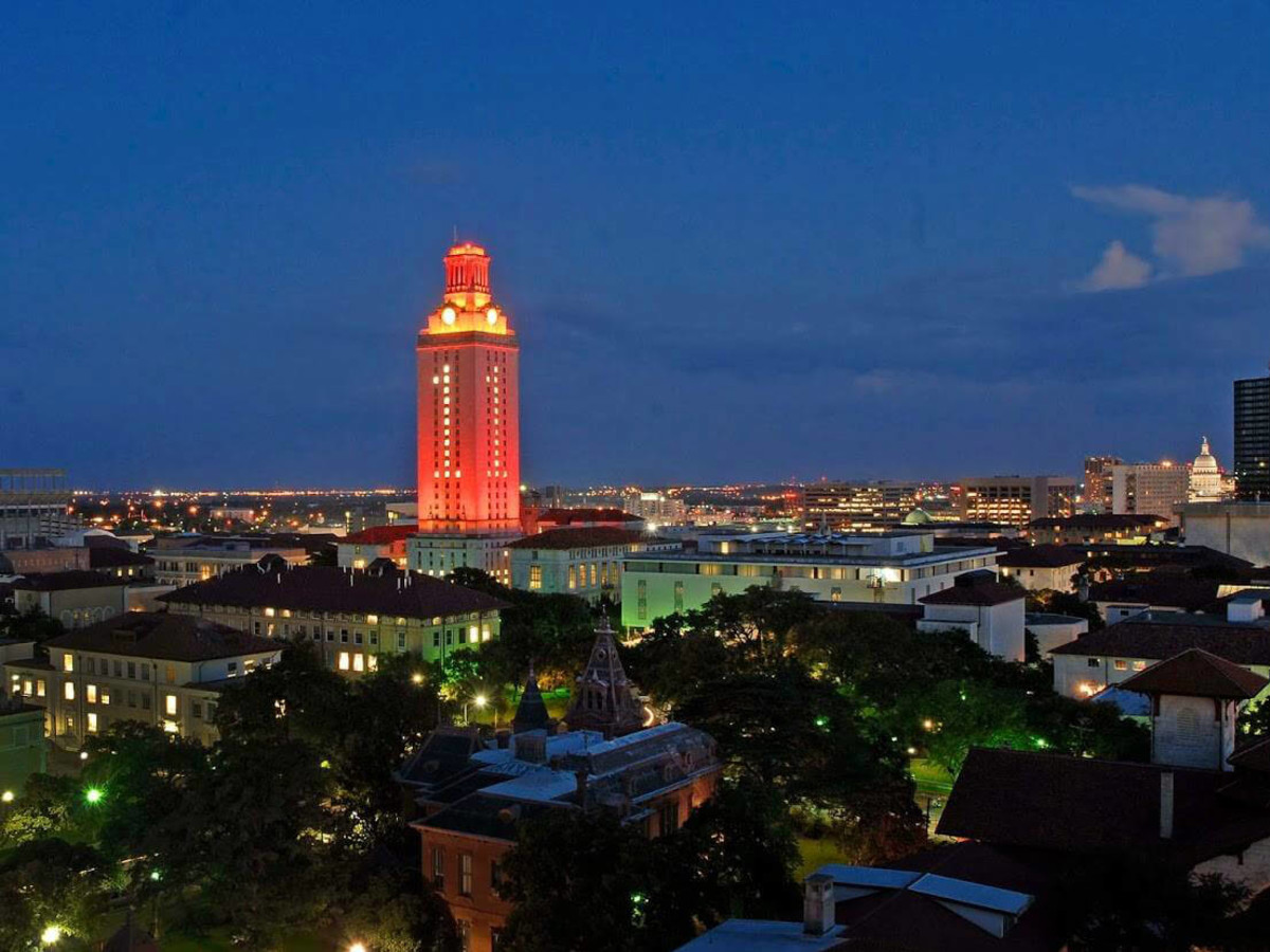 The new endowment will be available beginning in fall 2020.   University of Texas at Austin/Facebook