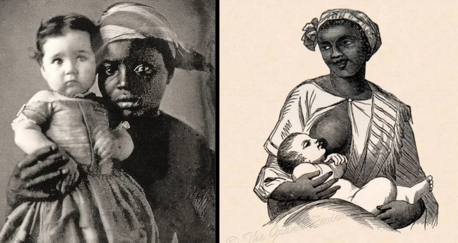 Parenting Decolonized/Facebook  (left),  Wikimedia Commons  (right)