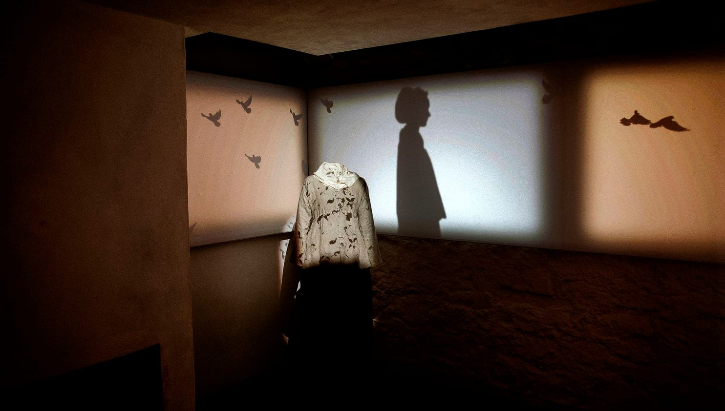 """The Life of Sally Hemings"" exhibit at Monticello debuted in 2018. (Eze Amos/For The Washington Post)"