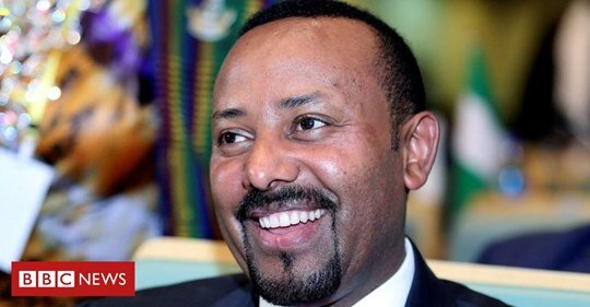 Photo Credit:Reuters Abiy Ahmed became Ethiopia's prime minister in April 2018