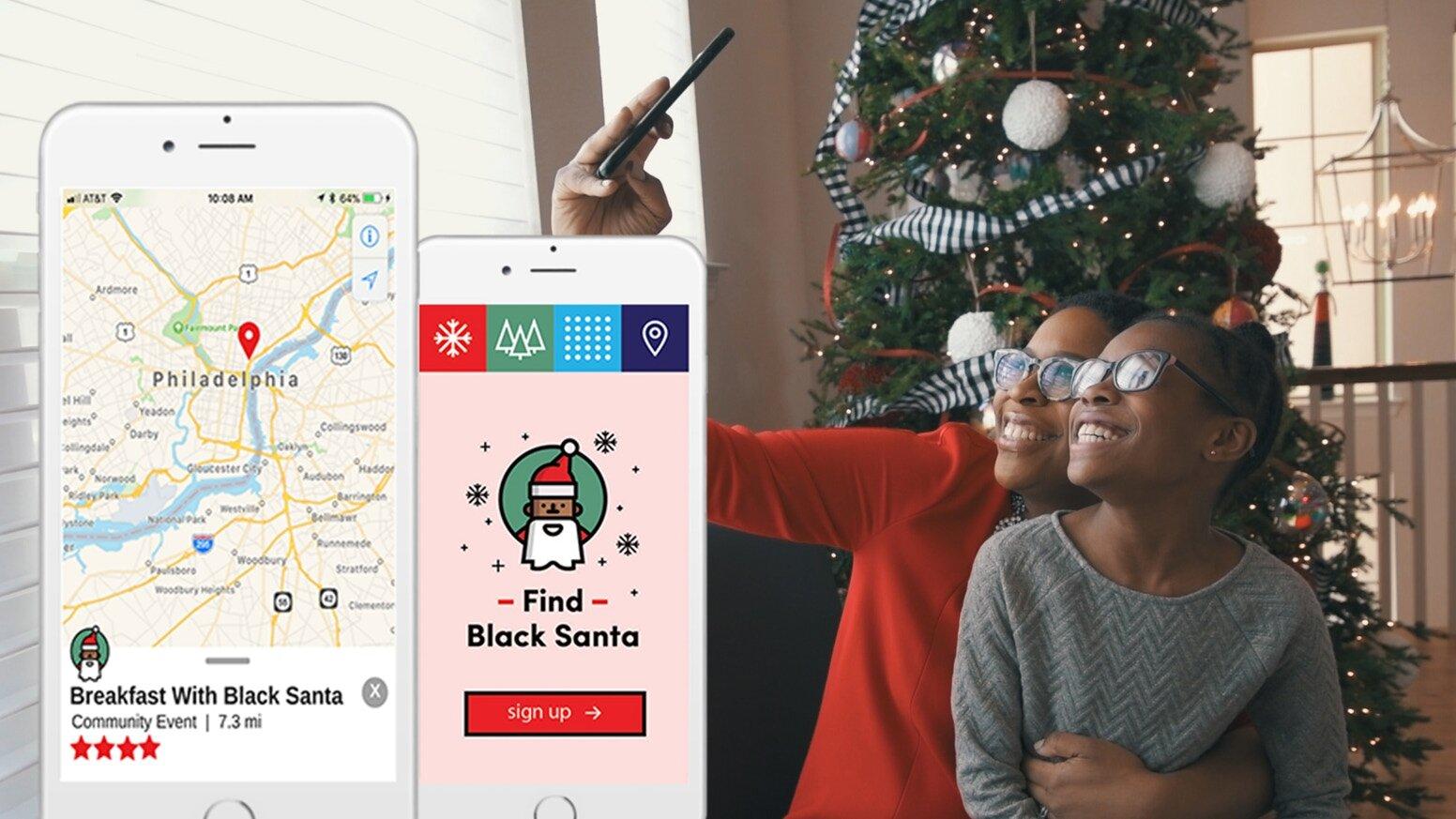PC: Find Black Santa Kickstarter
