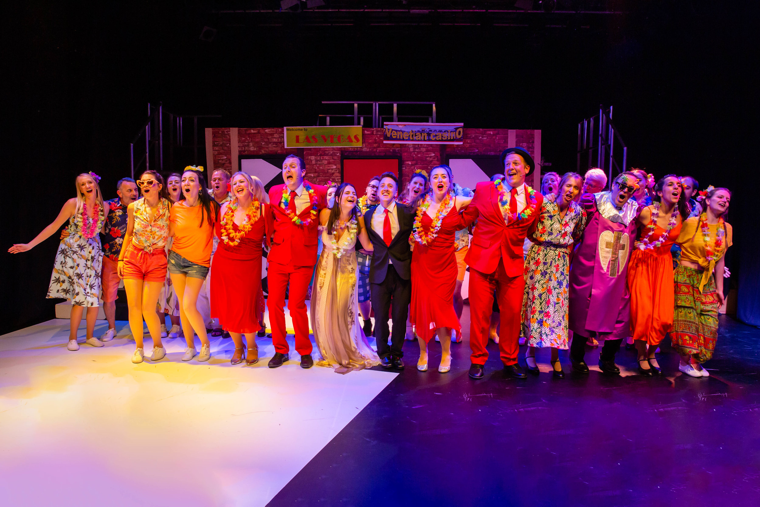 BRENTWOOD OPERATIC SOCIETY   staging award winning musical theatre productions for over 110 years