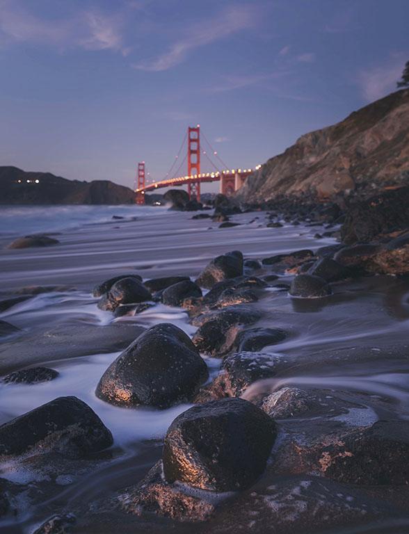 Golden Gate Bridge - California