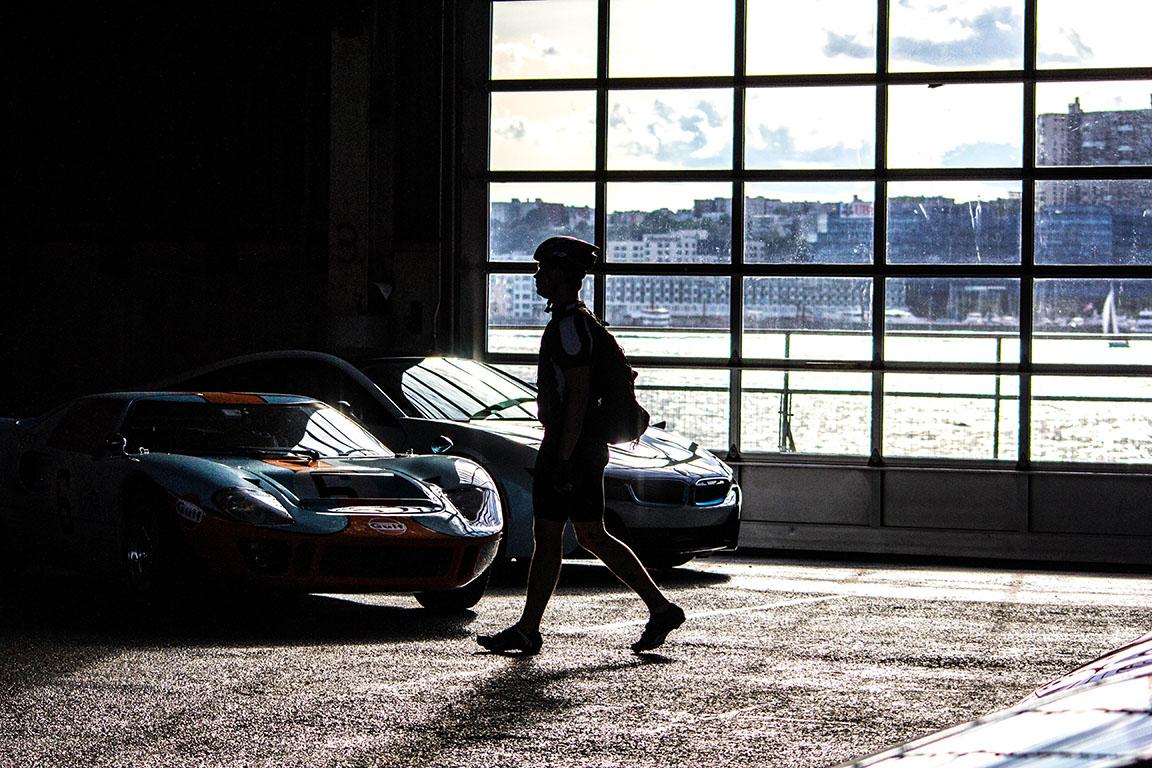 Classic car club - Manhattan