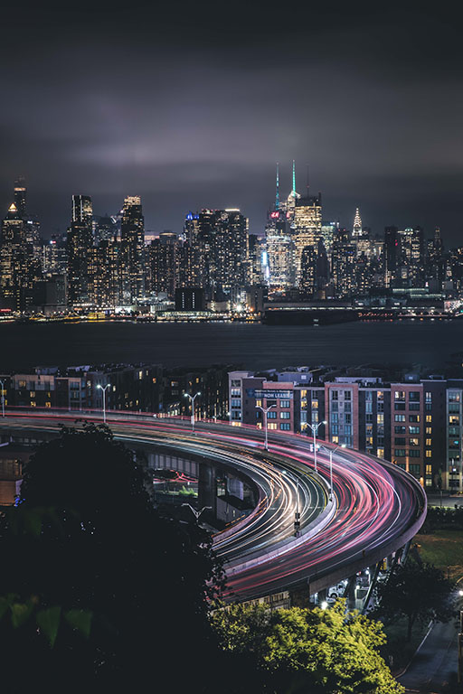 A New York turn