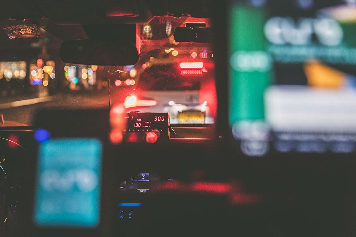 A city ride