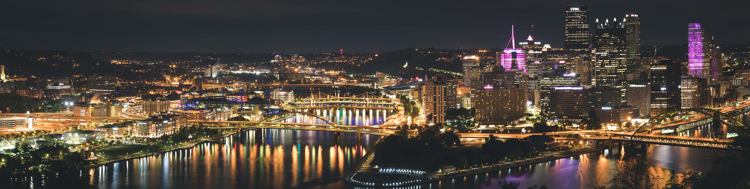 The Bridges of Pittsburgh