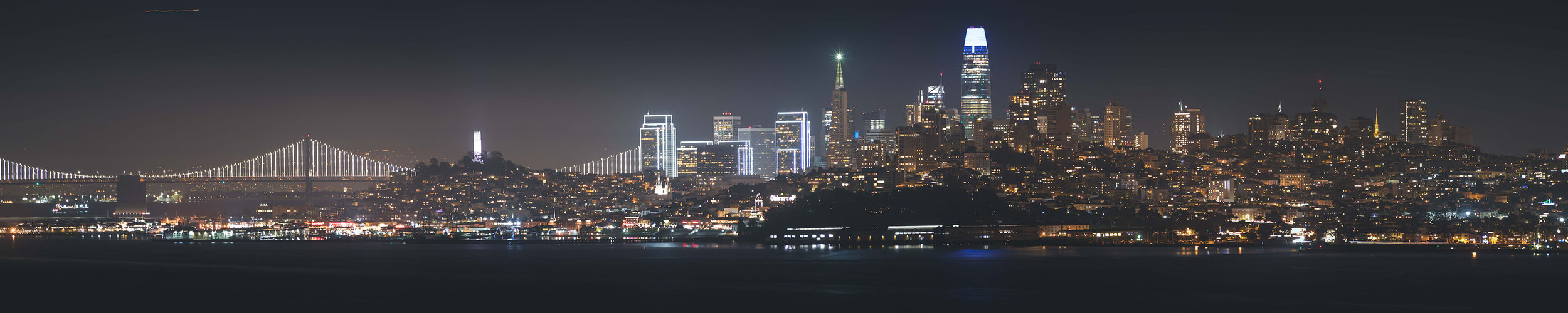 San Francisco from the north