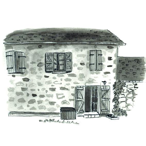 House portrait commissions
