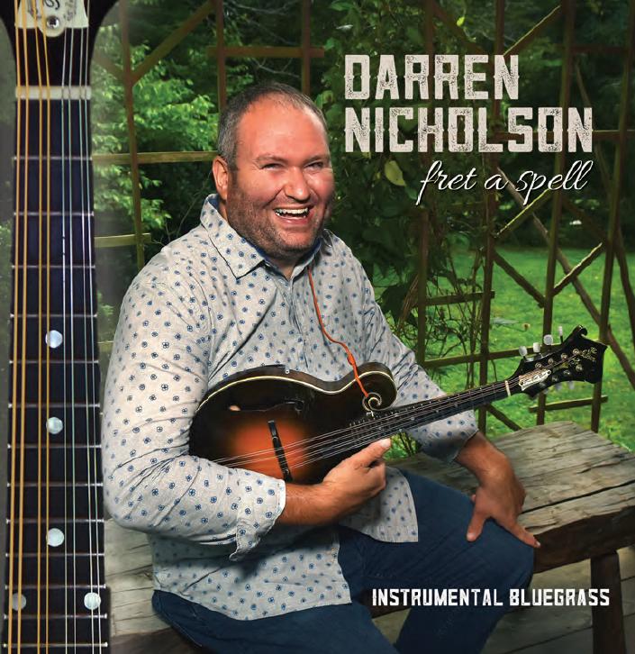 Fret a Spell | Darren Nicholson