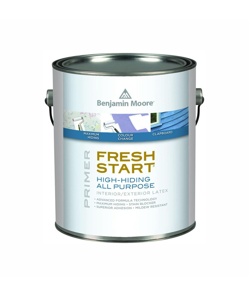 Fresh Start Premium Interior Primer - A complete line of interior premium primers deliver the exceptional adhesion and holdout required for a smooth and durable topcoat.Available in quart or gallon sizes.Quart Price: $30.99 + HSTGallon Price: $68.99 + HST