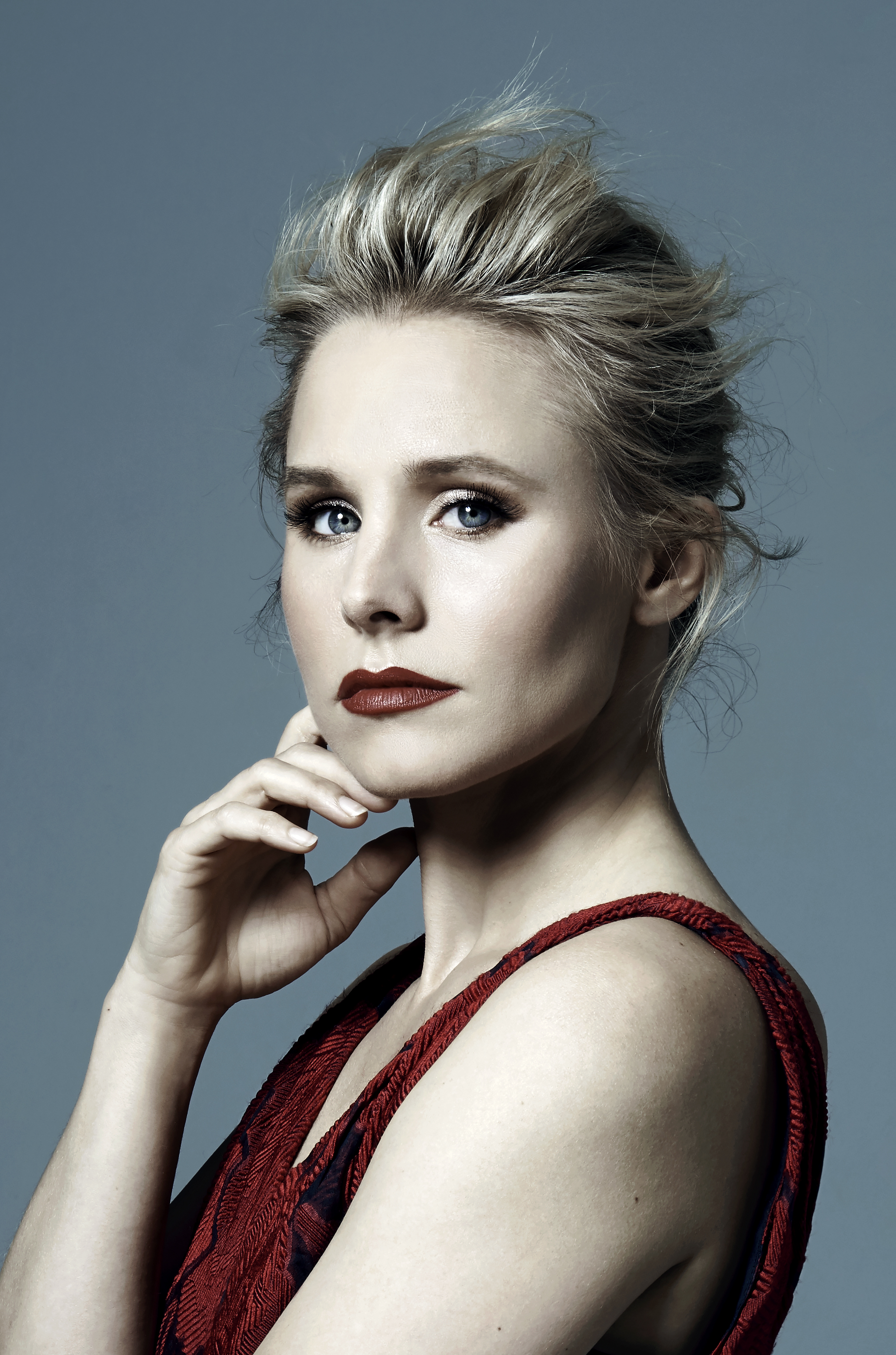"Kristen Bell - Kristen Bell currently stars in the NBC series ""The Good Place,"" opposite Ted Danson, now airing season three. She is also set to reprise her role as the titular character in the revival of popular series ""Veronica Mars,"" slated for release in 2019 on Hulu. Recently, Bell narrated the IMAX documentary PANDAS, lent her voice to the animated film ""Teen Titans Go! to the Movies,"" and starred opposite Kelsey Grammer in the Netflix comedy ""Like Father."" Last year, Bell executive produced and appeared in the ABC special ""Encore,"" about former high-school classmates who get together for an encore performance of their old musical theater productions. She also reprised her role as 'Anna' in ""Olaf's Frozen Adventure,"" a featurette based on the blockbuster Disney animated feature ""Frozen,"" that was released alongside Pixar's ""Coco."" She is working on the sequel to ""Frozen,"" scheduled to hit theaters in fall 2019. ""Frozen"" has grossed over $1.2 billion worldwide, making it the highest grossing animated film of all time. Bell also starred in ""A Bad Moms Christmas,"" alongside Mila Kunis and Kathryn Hahn. The film is a sequel to 2016's ""Bad Moms,"" the first STX film to gross over $100m domestically.In 2016, Bell was seen as 'Jeannie Van Der Hooven' in the Showtime series ""House of Lies"" opposite Don Cheadle, which wrapped its fifth and final season. In 2014, Bell reprised her beloved title role in Warner Brothers' film ""Veronica Mars,"