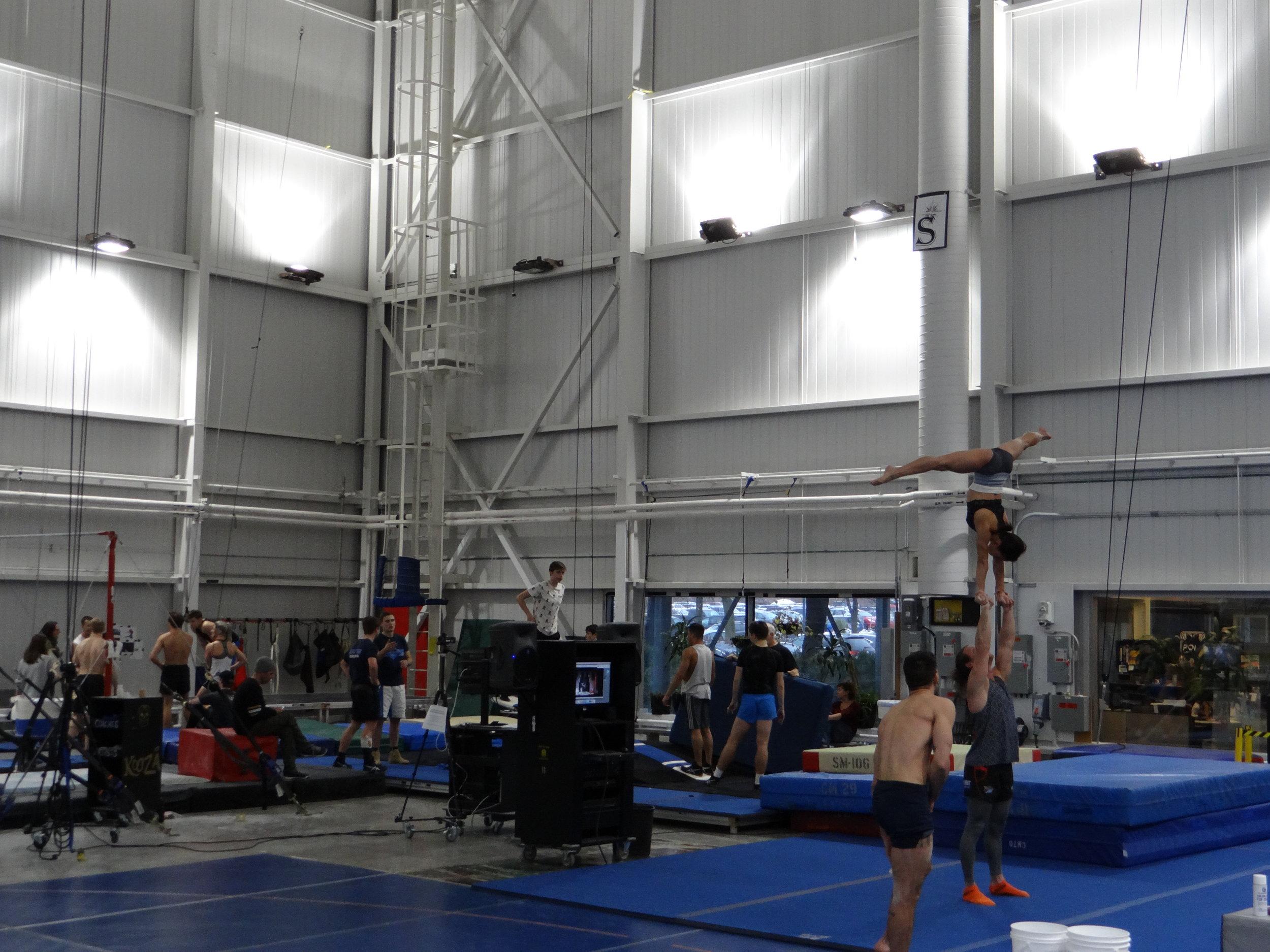 cirque du soleil performers training.JPG
