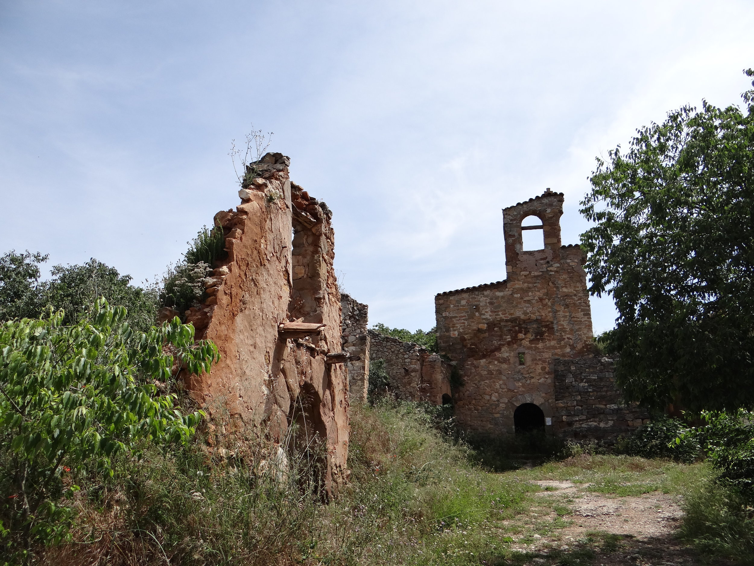 abandoned village finestres.JPG