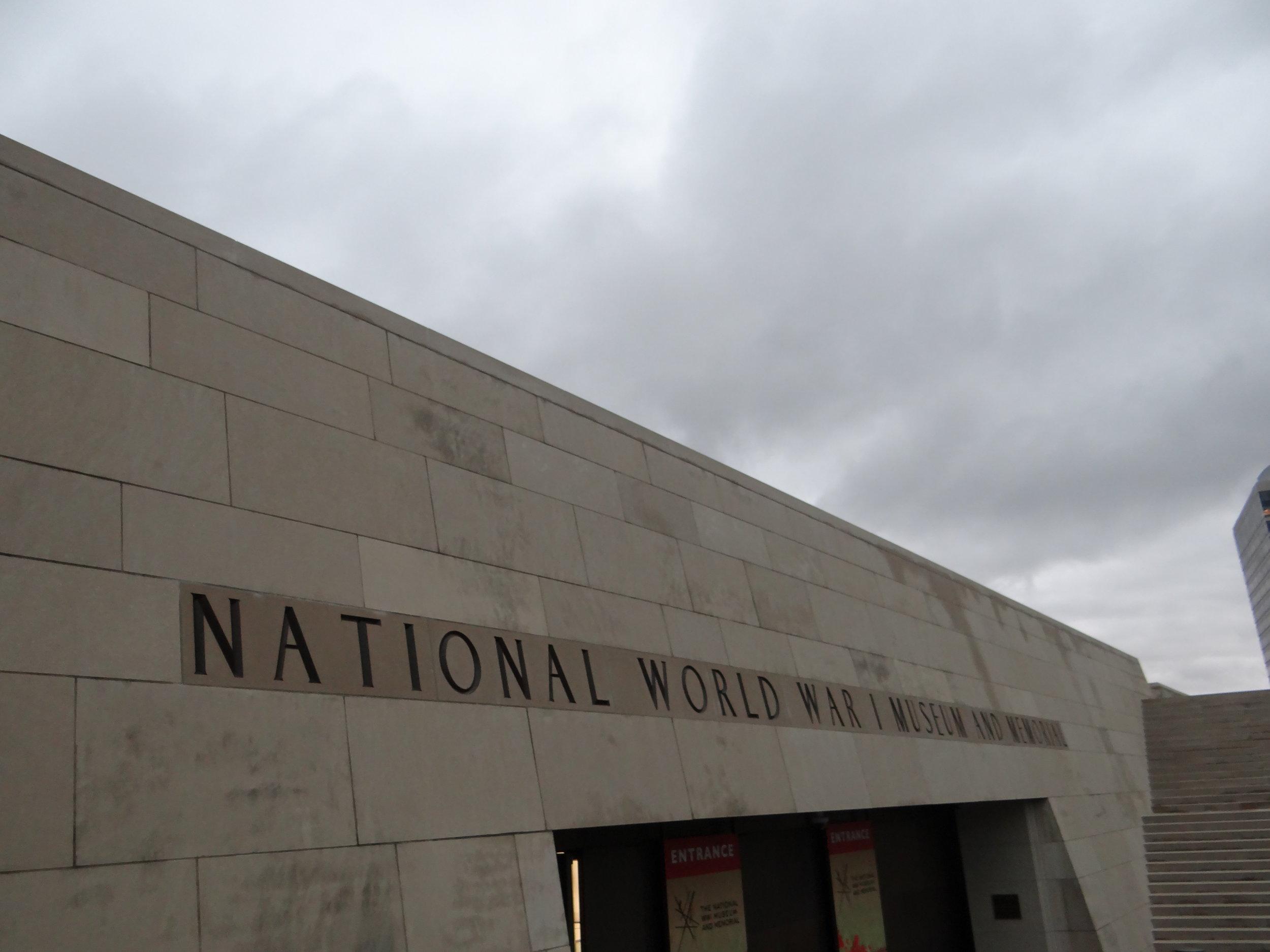national world war one museum kansas city.JPG