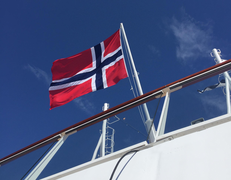 norwegian flag viking orion.JPG