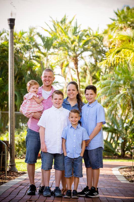 St Petersburg Family Photographer