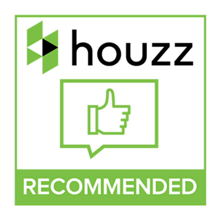 Hodge Design & Remodeling Houzz Recommended