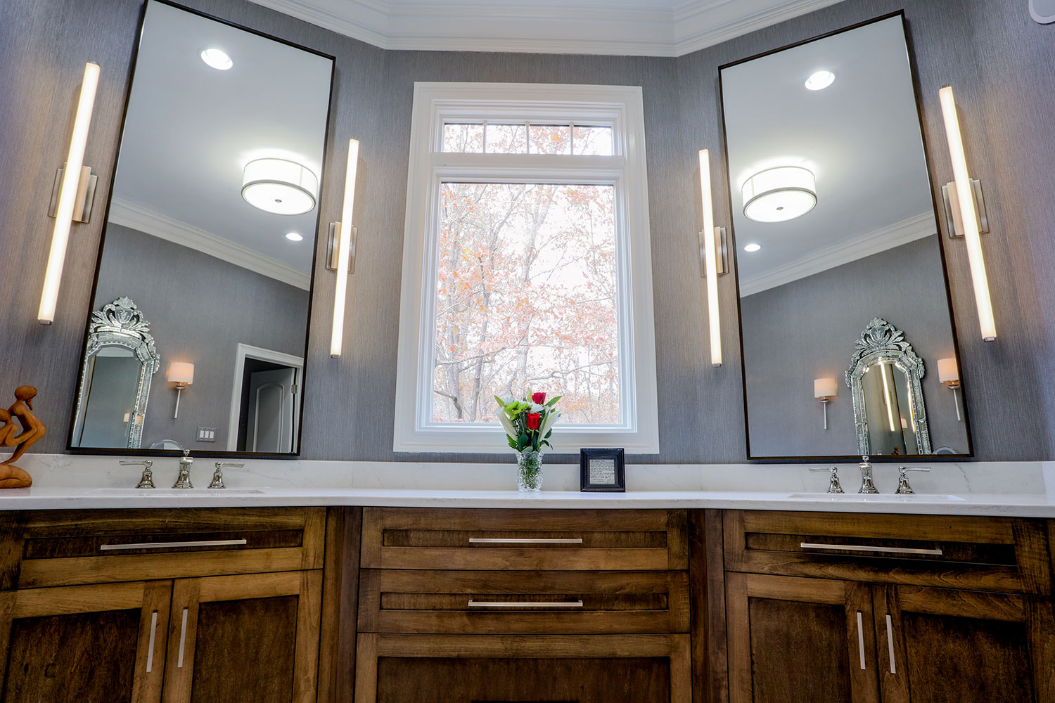 Bathrooms_3: Hodge Design and Remodeling