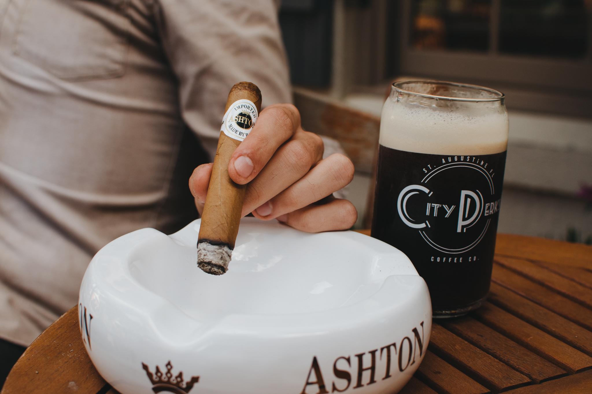 St. Augustine March Cigar Event